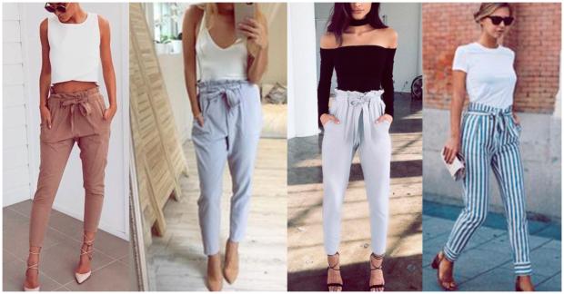 Outfits Con Pantalones Que Amaras Si Eres Una Mujer Practica Yo Amo Los Zapatos