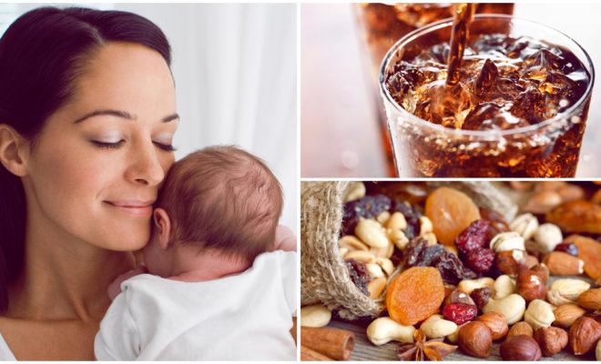 Los alimentos que nunca debes darle a tu bebé