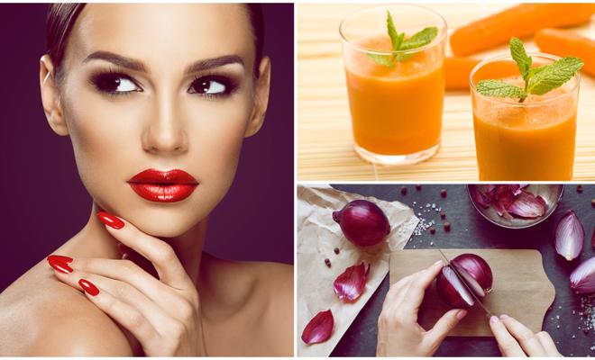 Alimentos que te ayudarán a lucir una piel de 10 en pocas semanas