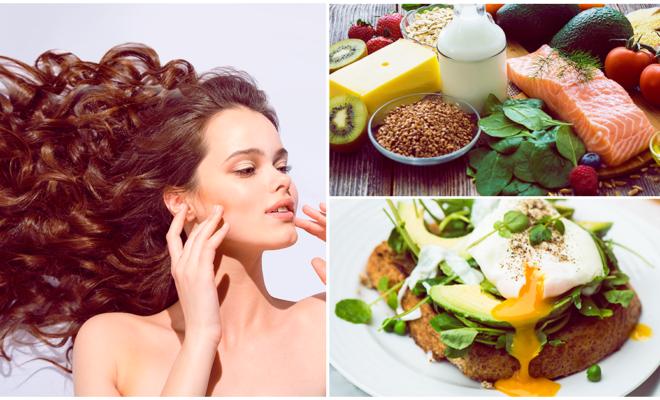 Nutrientes que tu cabello necesita para estar sano y fuerte