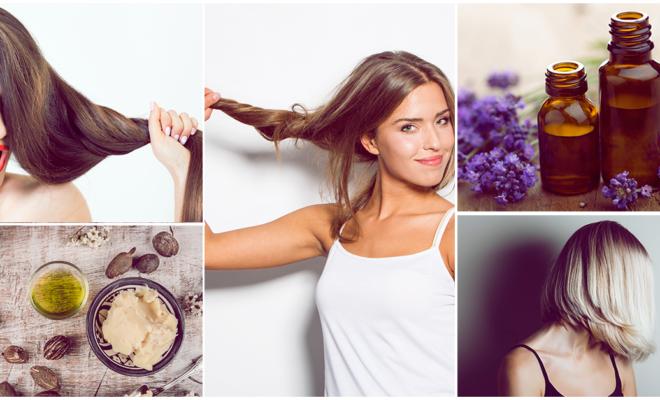 DIY: Suero natural para lucir un cabello saludable, fuerte y sedoso