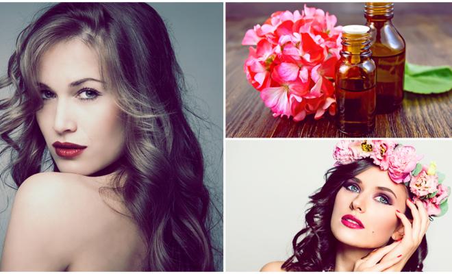 El aceite de geranio reduce las arrugas y aporta otros beneficios a tu cuerpo, ¡conócelos!