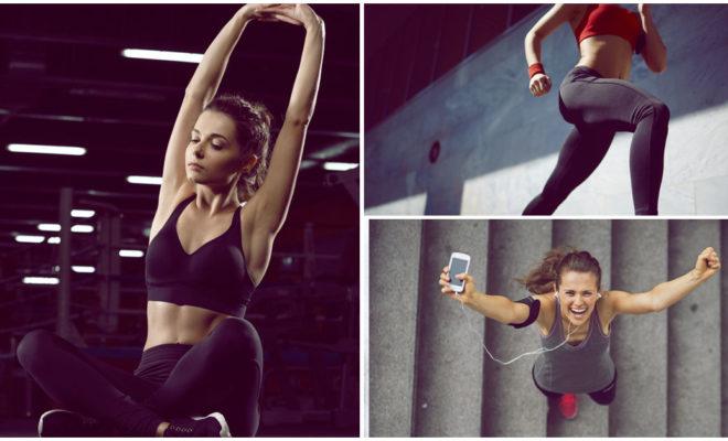 Entrénate a ti misma para hacer ejercicio por lo menos 3 veces a la semana