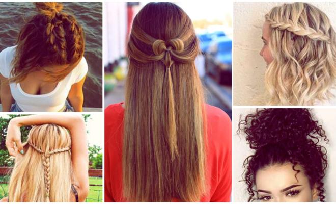 Los más lindos peinados para cada tipo de cabello