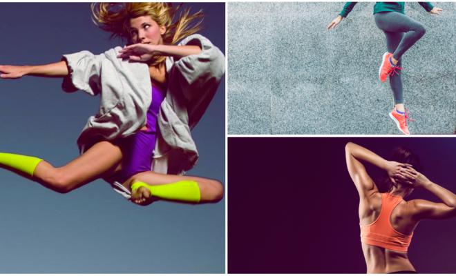 ¡Ponte en línea con jumping fitness!