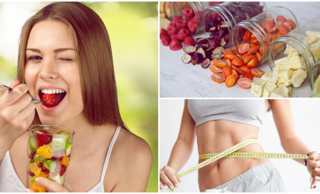 ¡Wow! fruta liofilizada para triunfar en tu dieta