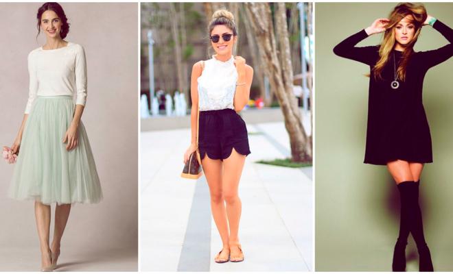 Los mejores outfits para resaltar tu belleza en todo momento