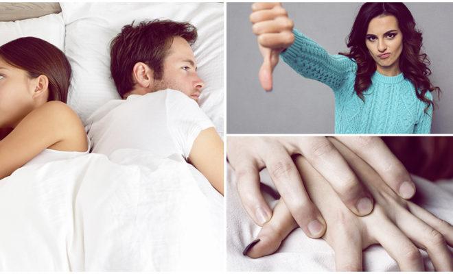 Qué hacer si su desempeño en la cama no es lo que esperabas