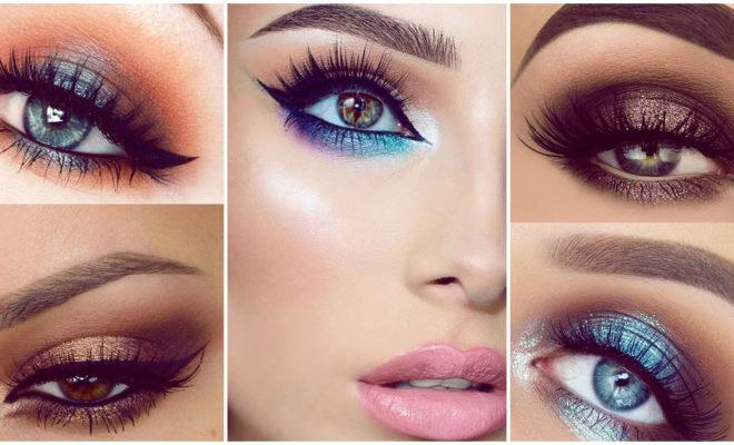 Halo eye, la tendencia de makeup más halagadora para todo tipo de ojos