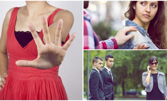 Tips para defenderte del acoso sexual en la calle