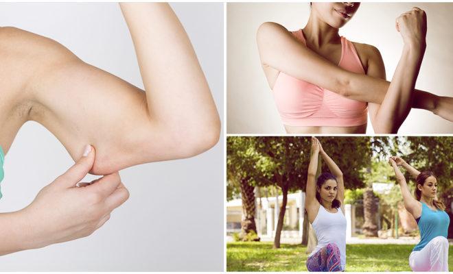 Rutina sin pesas para evitar los gorditos de los brazos
