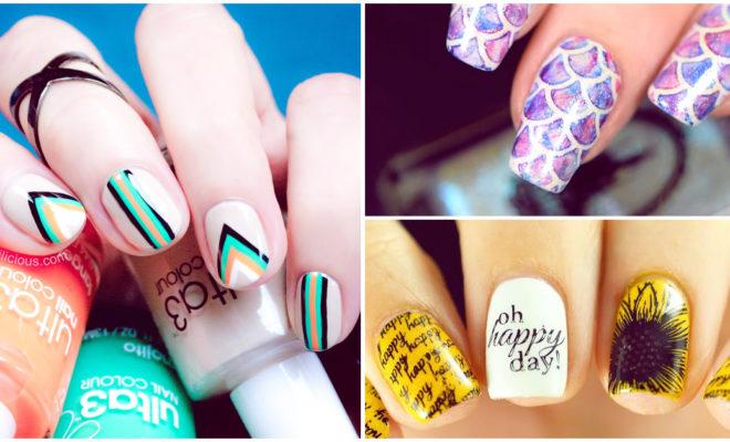 Diseños de uñas que debes probar alguna vez