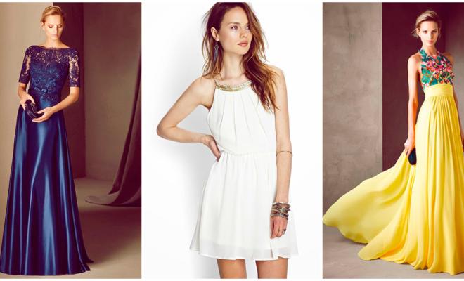 Los mejores vestidos que puedes usar en una fiesta elegante