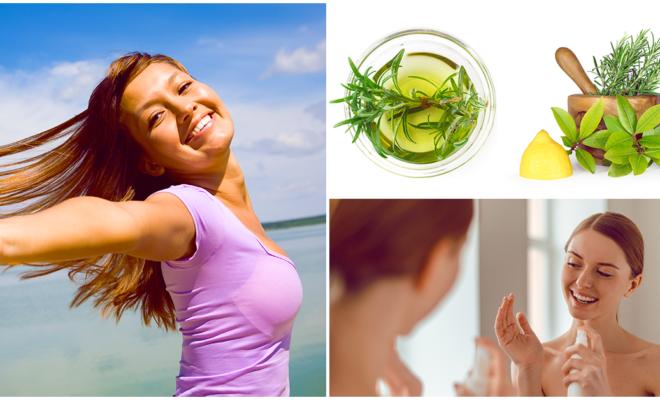 Haz tu propio desodorante natural para todo el cuerpo