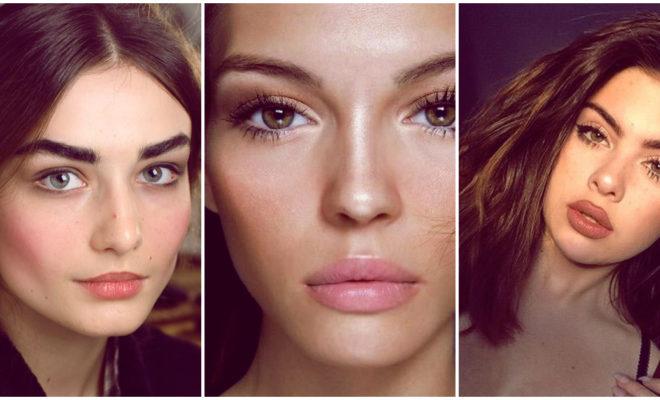 Maquillaje para simular unos labios gruesos y hermosos