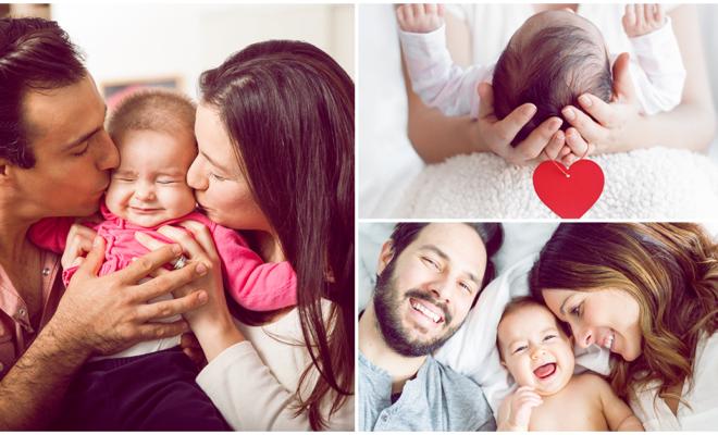 Lo que debes regalarle a tu recién nacido (y no son accesorios)