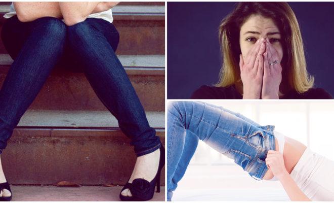 Cómo usar skinny jeans y jeggings está dañando tu salud