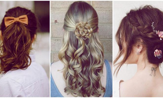 Peinados super femeninos que te encantarán