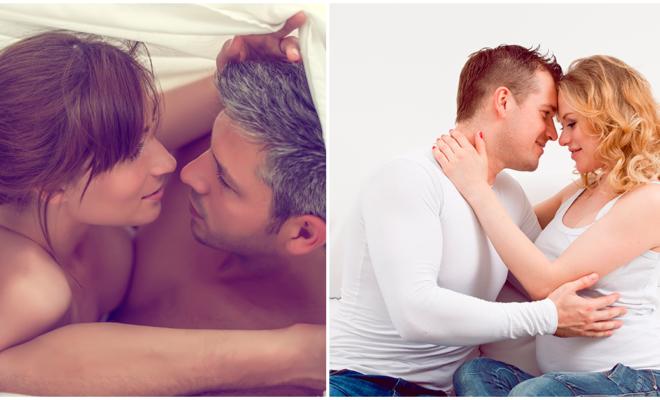 Ésta es la mejor manera de retomar tu vida sexual después de tener un bebé