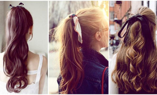 Peinados con moño para lucir más femenina