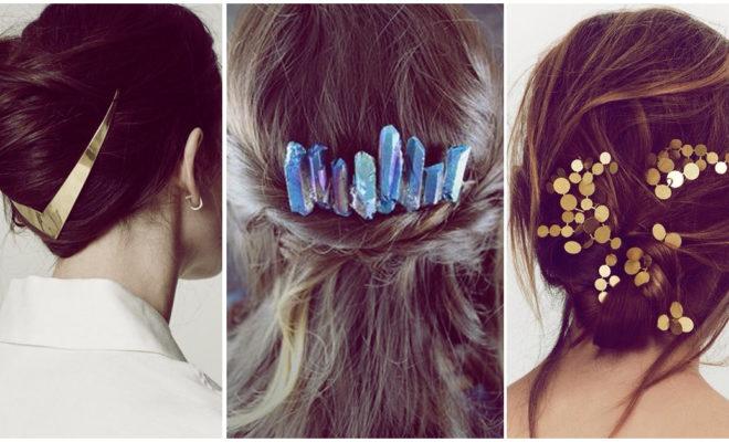 Accesorios para el cabello que puedes usar en cualquier evento