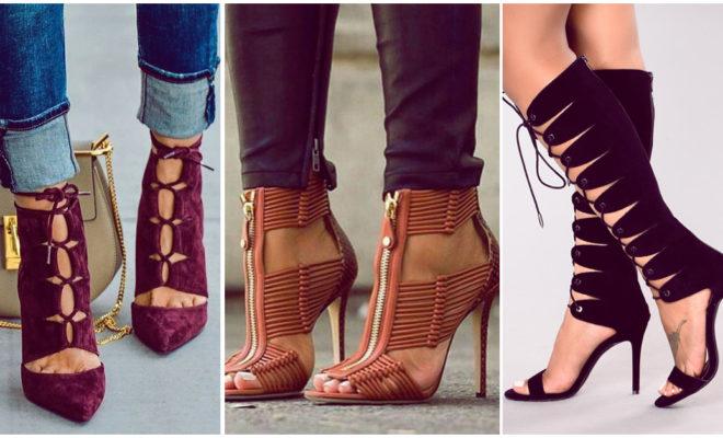 Los mejores zapatos para lucir un estilo dramático