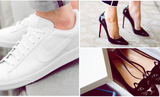 ¡No gastes más! Los zapatos básicos que debes tener