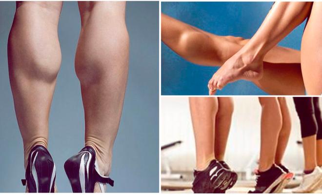 Tonifica tus pantorrillas con este sencillo ejercicio