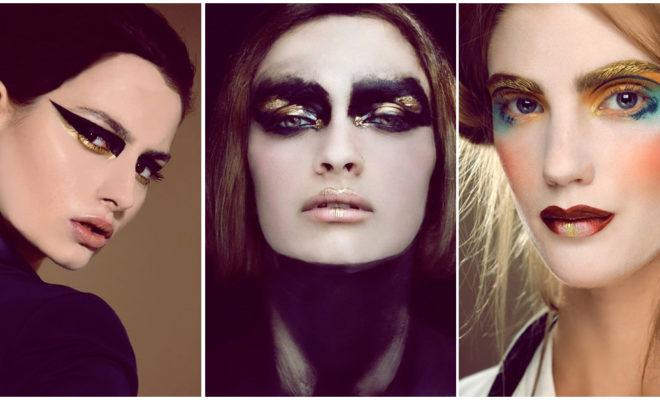 Lo que sucede cuando abusas de tu makeup; ¡ten cuidado!
