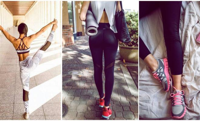 Los mejores outfits para practicar yoga