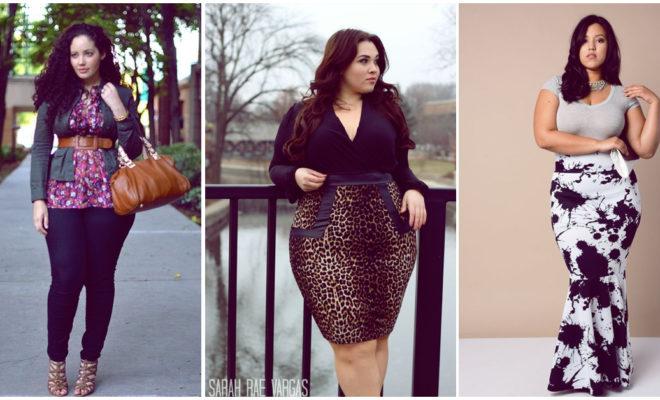 Tips de moda solo para chicas curvy