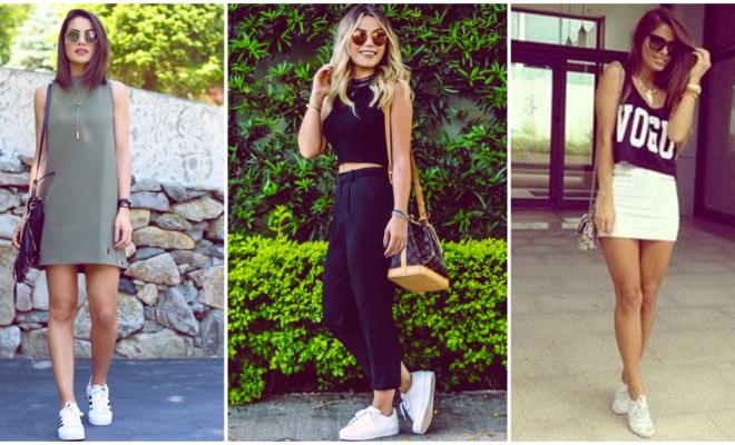Tenis de colores neutros para combinar con tus outfits casuales
