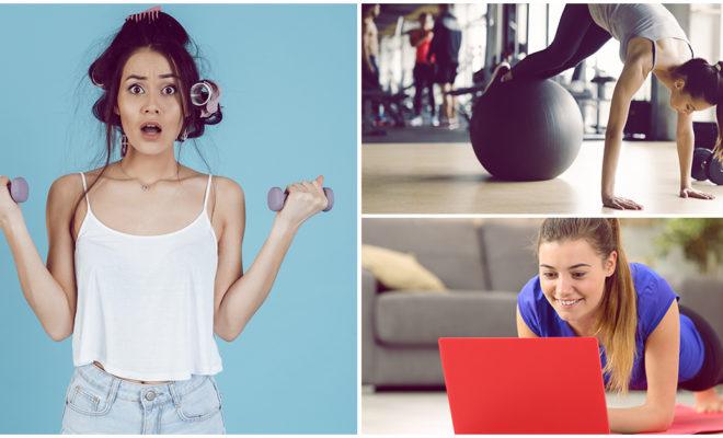Ir al gym o ejercitarse en casa: ¿qué es mejor?