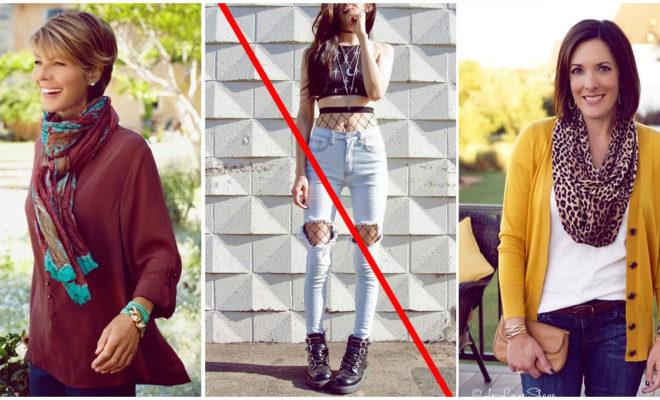 Errores de moda que no puedes tener después de los 40