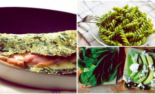 Recetas con espinacas para fortalecer tus huesos, ¡deliciosas!