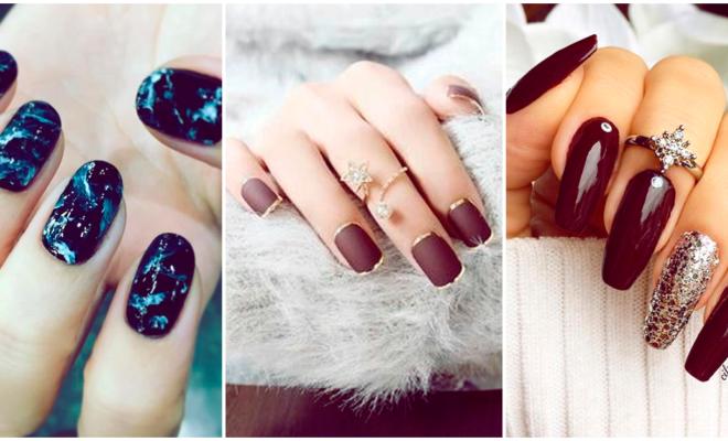 Las mejores manicuras para las chicas de estilo dramático
