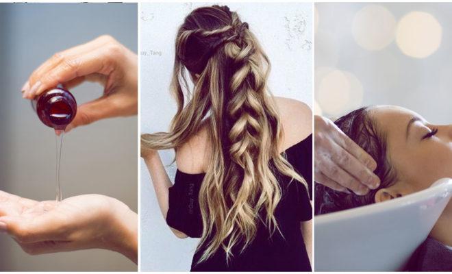 Esta es la mejor forma de lavar tu cabello según un experto