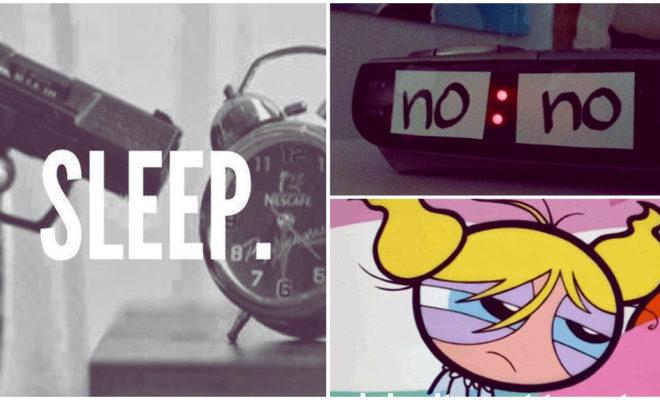 ¡No es broma!, hay personas que no deberían madrugar