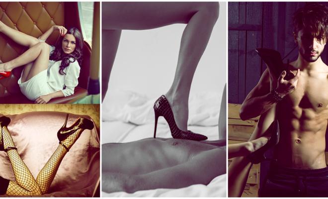 Nosotras amamos los zapatos y ellos también, pero no de la misma forma…