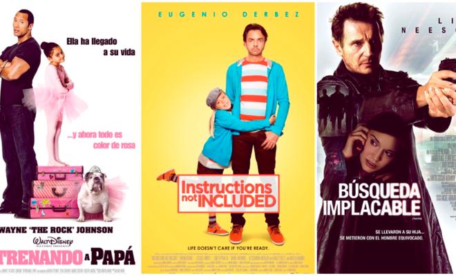 ¡Las mejores películas para ver con papá en su día!
