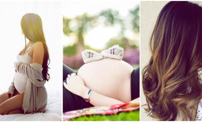 S.O.S: cómo recuperar tu melena después de un embarazo