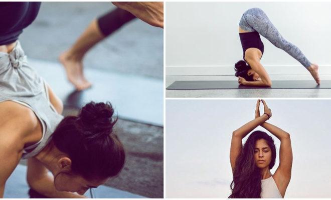 Tonifica y relaja tu cuerpo con estas posiciones de yoga