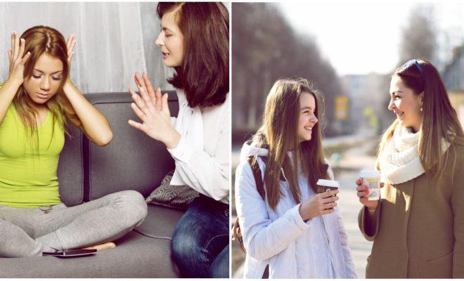 Maneras de iniciar una conversación sobre sexo con tu hija adolescente