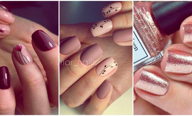 Los mejores diseños para que tus uñas luzcan naturales