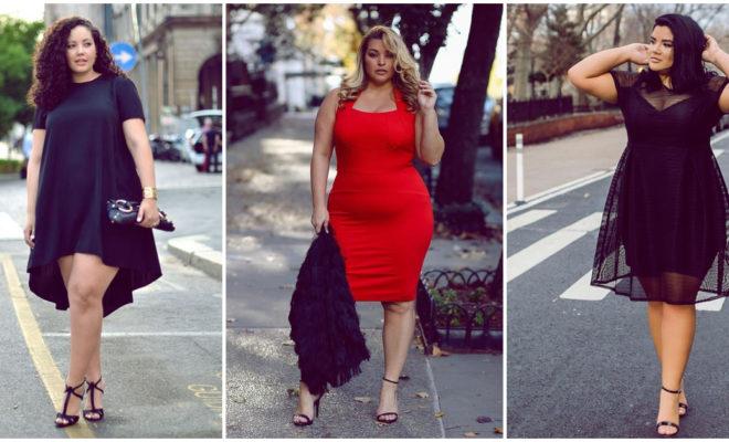 Lo que las chicas curvy jamás deben hacer en cuanto a moda