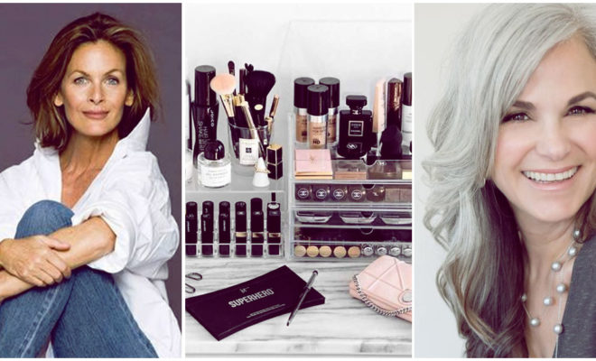 Razones por las cuales debes usar makeup aunque pases de los 40