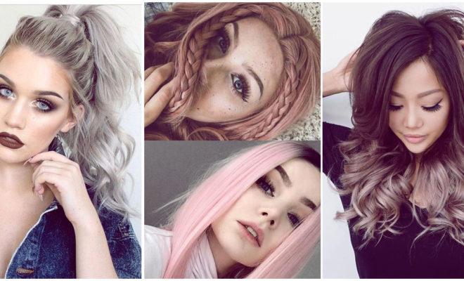 Cómo usar el color correcto de cejas si te pintas el cabello