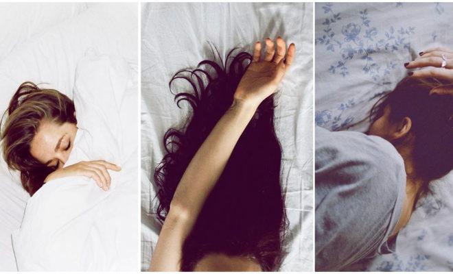 ¿Dormir con cabello suelto o amarrado?, ¡ups, lo hice mal por años!