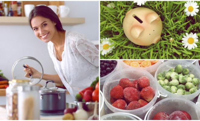Alimentos que puedes congelar para ahorrar tiempo y dinero