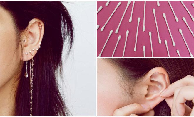 La manera correcta de limpiar tus oídos para no lastimarlos
